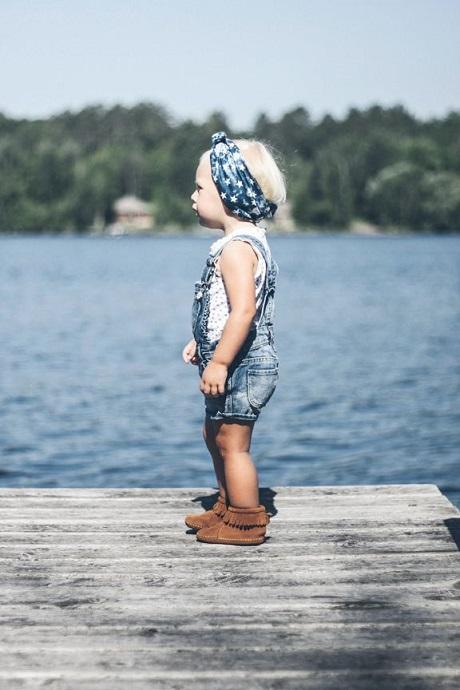Летни детски дрехи
