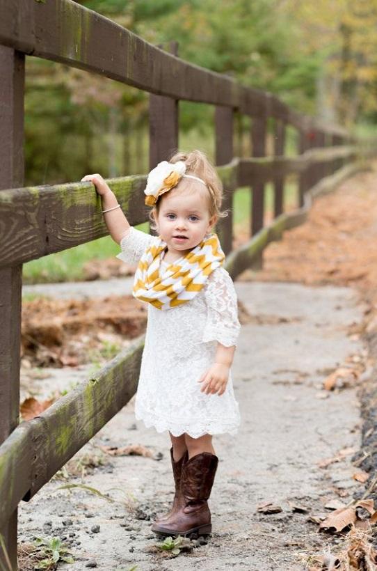 Детски дрехи за есен