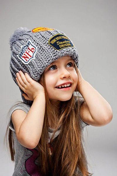 Детски шапки за есента
