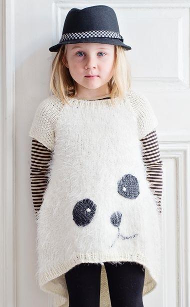 пуловер за момичета