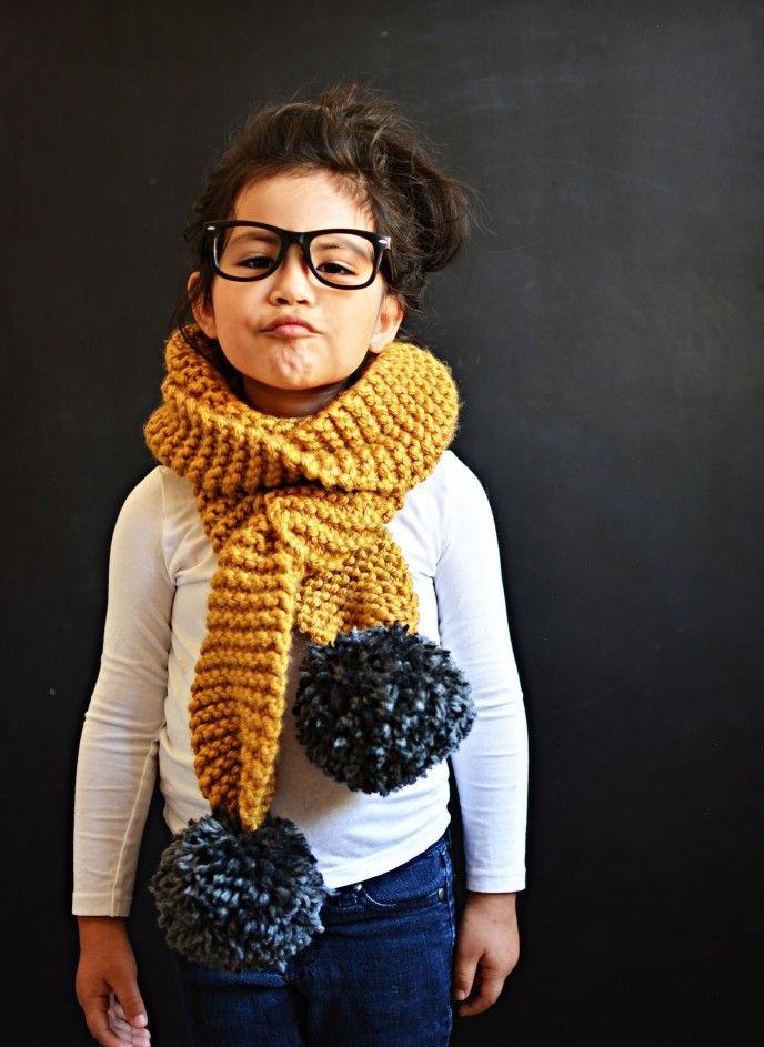 Детски шал KidsMall