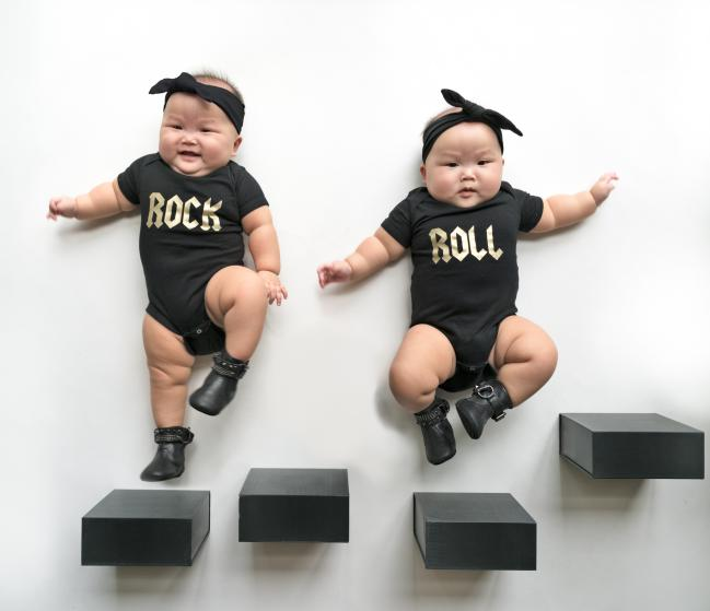 Сладки близнаци