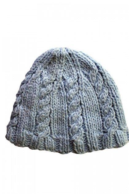 Детска шапка, плетиво
