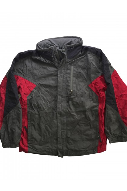 Двойно яке -две якета в едно