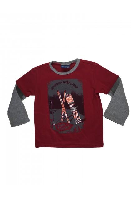 Детски продукт за момчета, Блуза Naartjie Тениски, Блузи и Топове