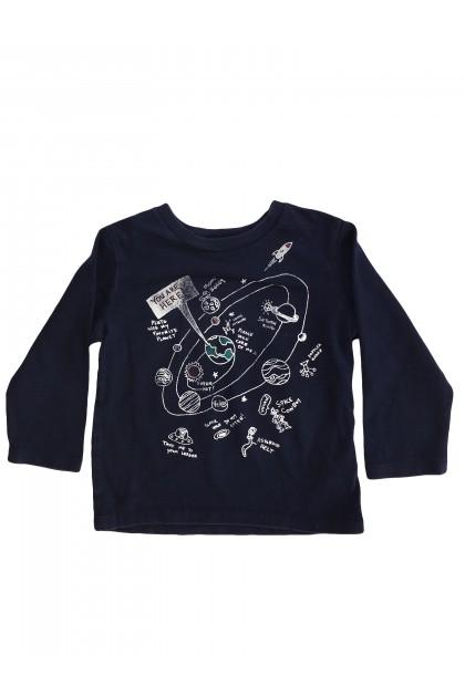 Детски дрехи за момчета, Блуза GAP Тениски, Блузи и Топове