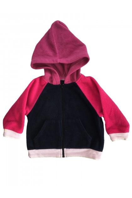 Детски дрехи за момичета, Суичър от полар Суичъри и Полари