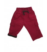 Панталон подплатен с полар Gymboree