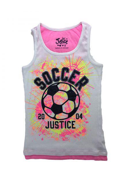 Детски дрехи за момичета, Топ Justice Тениски, Блузи и Топове