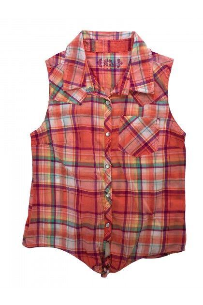 Детски продукт за момичета, Топ Mudd Тениски, Блузи и Топове