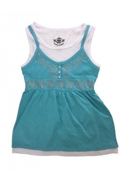 Детски дрехи за момичета, Топ Route 66 Тениски, Блузи и Топове