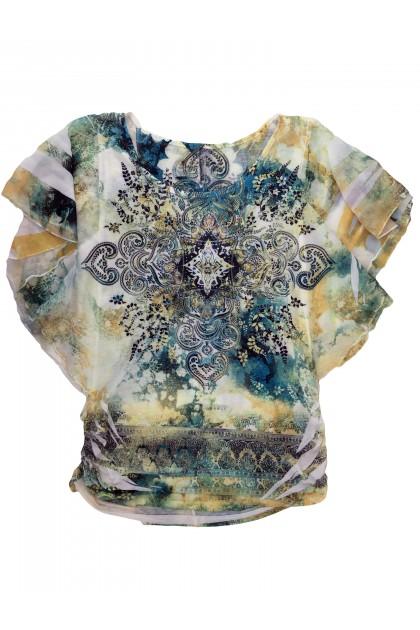 Дамски дрехи Топ Тениски, Блузи и Топове, продукт 35343