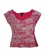 Блуза с къс ръкав Rue 21