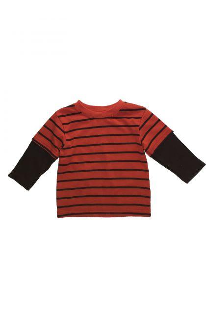 Детски продукт за момчета, Блуза Garanimals Тениски, Блузи и Топове