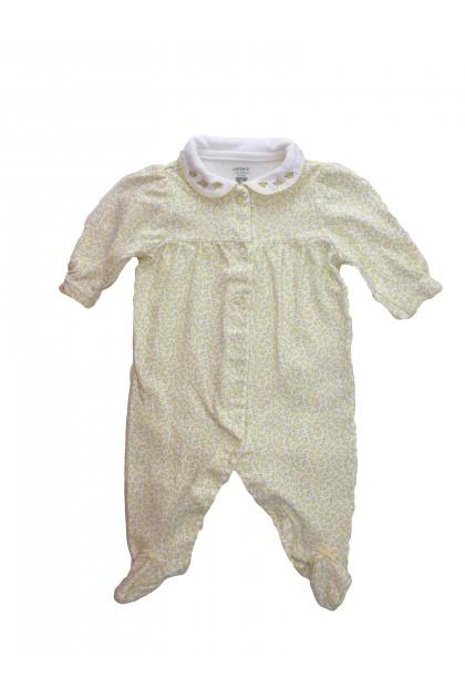 Детски дрехи за момичета, Гащеризон за спане Carter's За спане