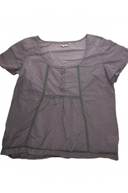 Блуза с къс ръкав NOA NOA