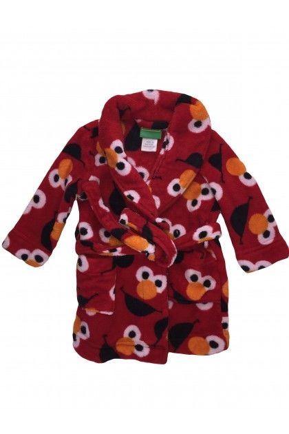 Халат Sesame Street
