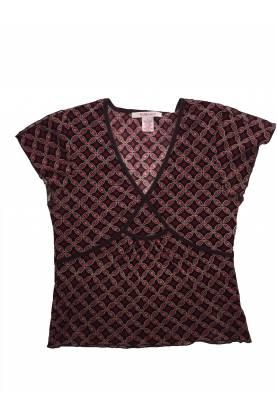 Блуза с къс ръкав Nine West